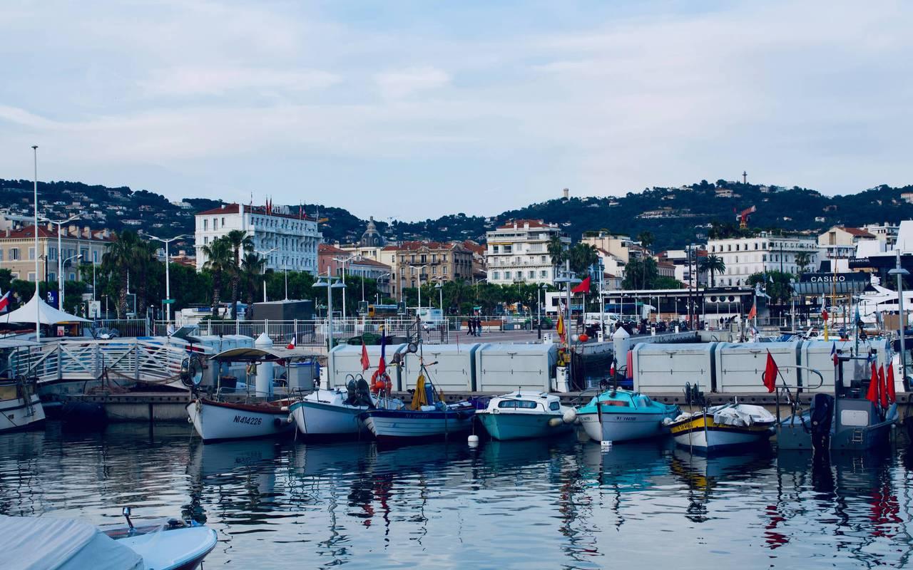 Port de Cannes, hotel avec piscine cannes, Juliana Hotel Cannes