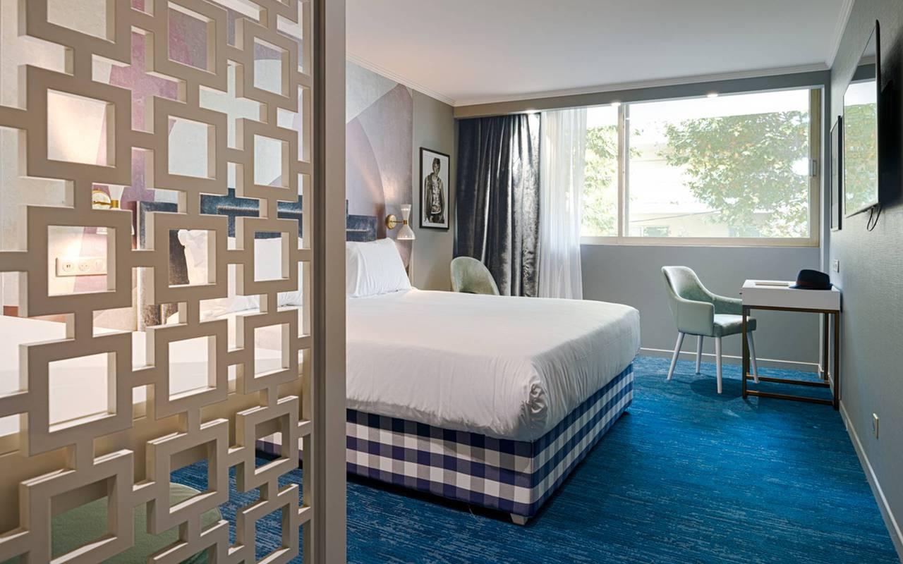 Chambre classique, hotel luxe cannes, Juliana Hotel Cannes