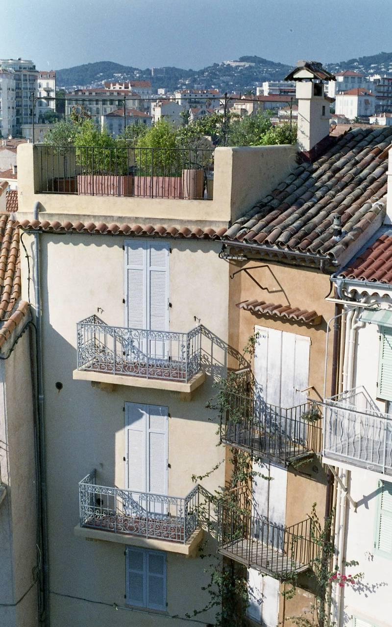 Immeubles anciens, hotel avec piscine cannes, Juliana Hotel Cannes